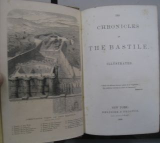 The Chronicles of the Bastile.