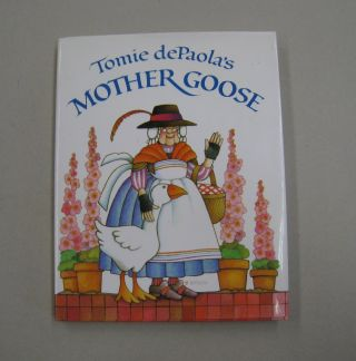 Tomi e dePaola's Mother Goose. Tomie dePaola