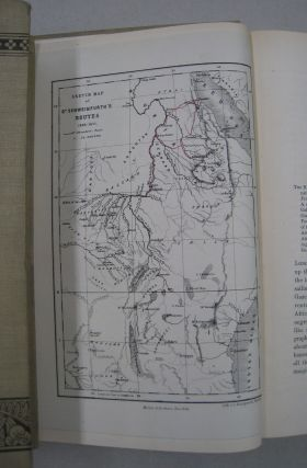 The Heart of Africa Three Years' Travels and Adventures in the Unexplored Regions of Central Africa From 1868 to 1871 in two volumes.