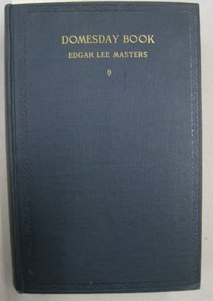 Domesday Book. Edgar Lee Masters
