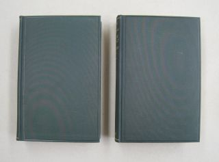 Selections from the Correspondence of Theodore Roosevelt and Henry Cabot Lodge 1884-1918 Two volume set.