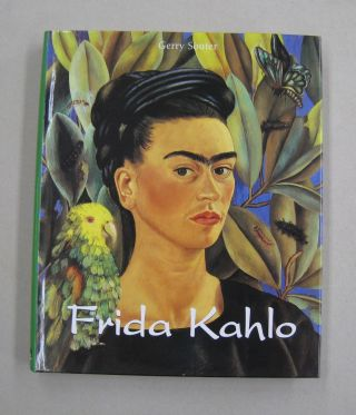Frida Kahlo Beneath the Mirror. Gerry Souter