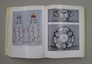 MEISSEN and Other Continental Porcelain & CHELSEA and other Englsih Porcelain in the Untermyer Collection; TWO VOLUME SET