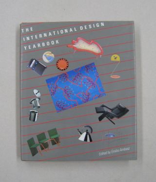 The International Design Yearbook 2 (International Design Yearbook). Emilio Ambasz