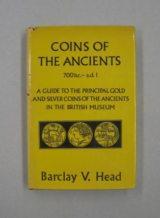 Guide to the Principal Gold & Silver Coins of the Ancients from circa B.C. 700 to A.D. 1. Barclay...