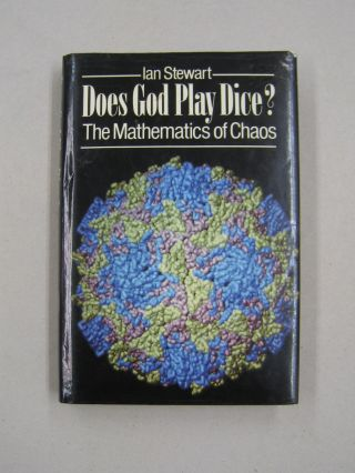 Does God Play Dice: The Mathematics of Chaos. Ian Stewart