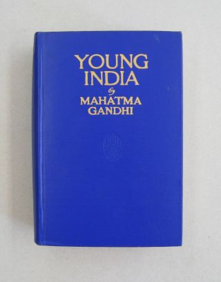 Young India 1919-1922; With a Brief Sketch of the Non-Co-Operation Movement by Babu Rajendra...