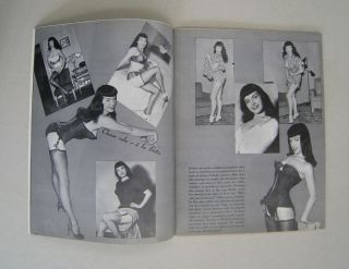 Focus on Bettie Page Premiere Issue #1.