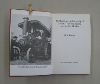 The Building and running of Steam Traction Engine and Roller Models.