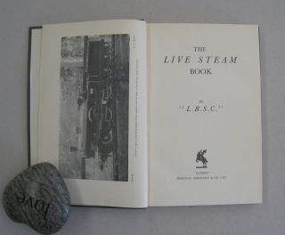 The Live Steam Book.