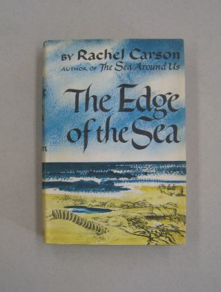 The Edge of the Sea. Rachel Carson