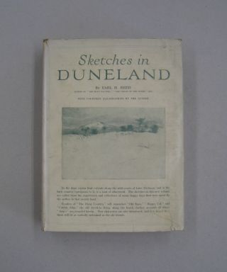 Sketches in Duneland. Earl H. Reed