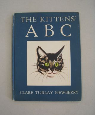 The Kittens' ABC. Clare Turlay Newberry