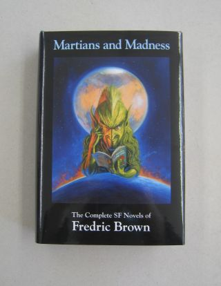 Martians and Madness (Nesfa's Choice Series). Fredric Brown