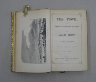 The Town its Memorable Characters and Events in two volumes.