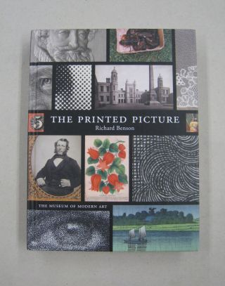 The Printed Picture. Richard Benson