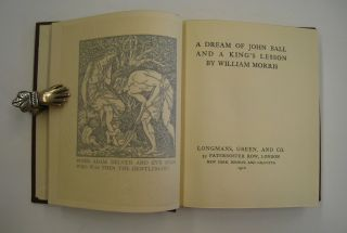 A Dream of John Ball and a Kings Lesson.