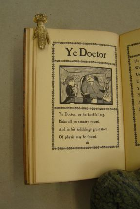 Ye Butcher, Ye Baker, Ye Candlestick-Maker; Being Sundry Amusing and Instructive VERSES for both Old and Young.