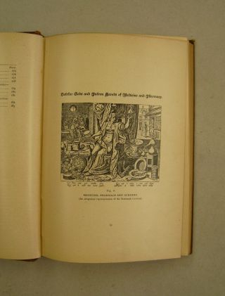 Pictorial History of Ancient Pharmacy; with Sketches of Early Medical Practice.