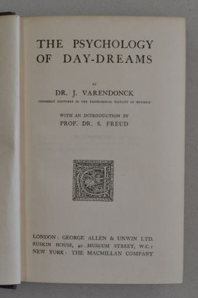 The Psychology of Day-Dreams.