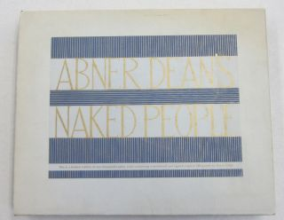 Abner Dean's Naked People; A Selection of Drawings From Four of His Books